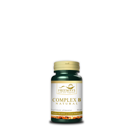 Complex B Natural <br /> 90 cps