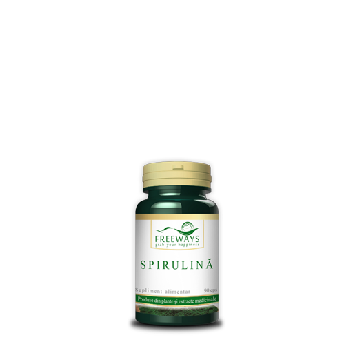 Spirulina <br /> 90 cps