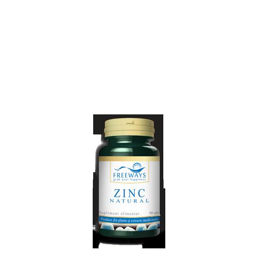 Zinc Natural <br/> 90 cps