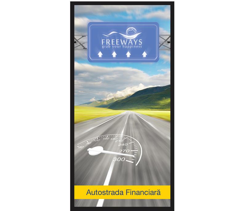 Pliante afacere Freeways (100 buc.)