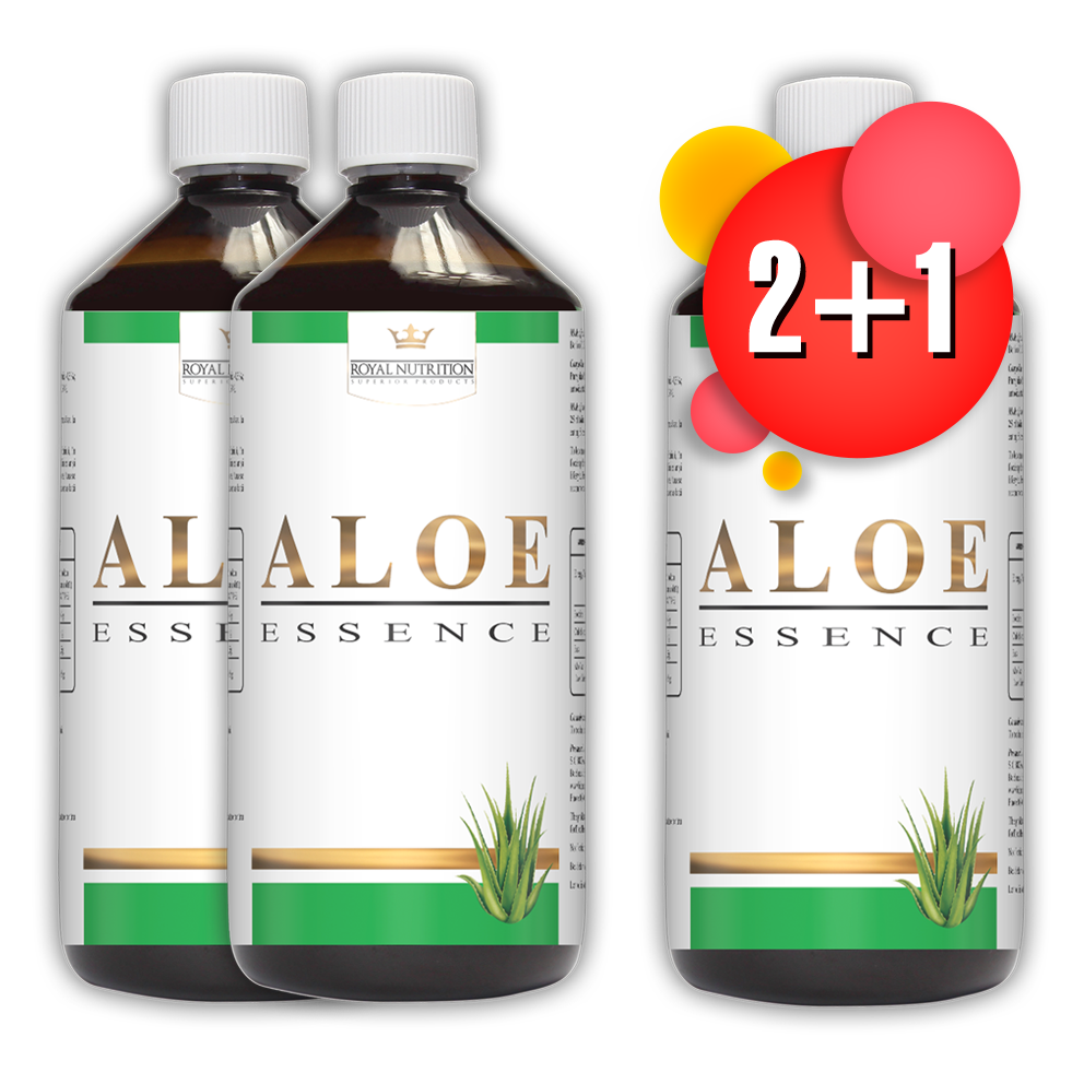 Aloe Essence (1000 ml) 2+1