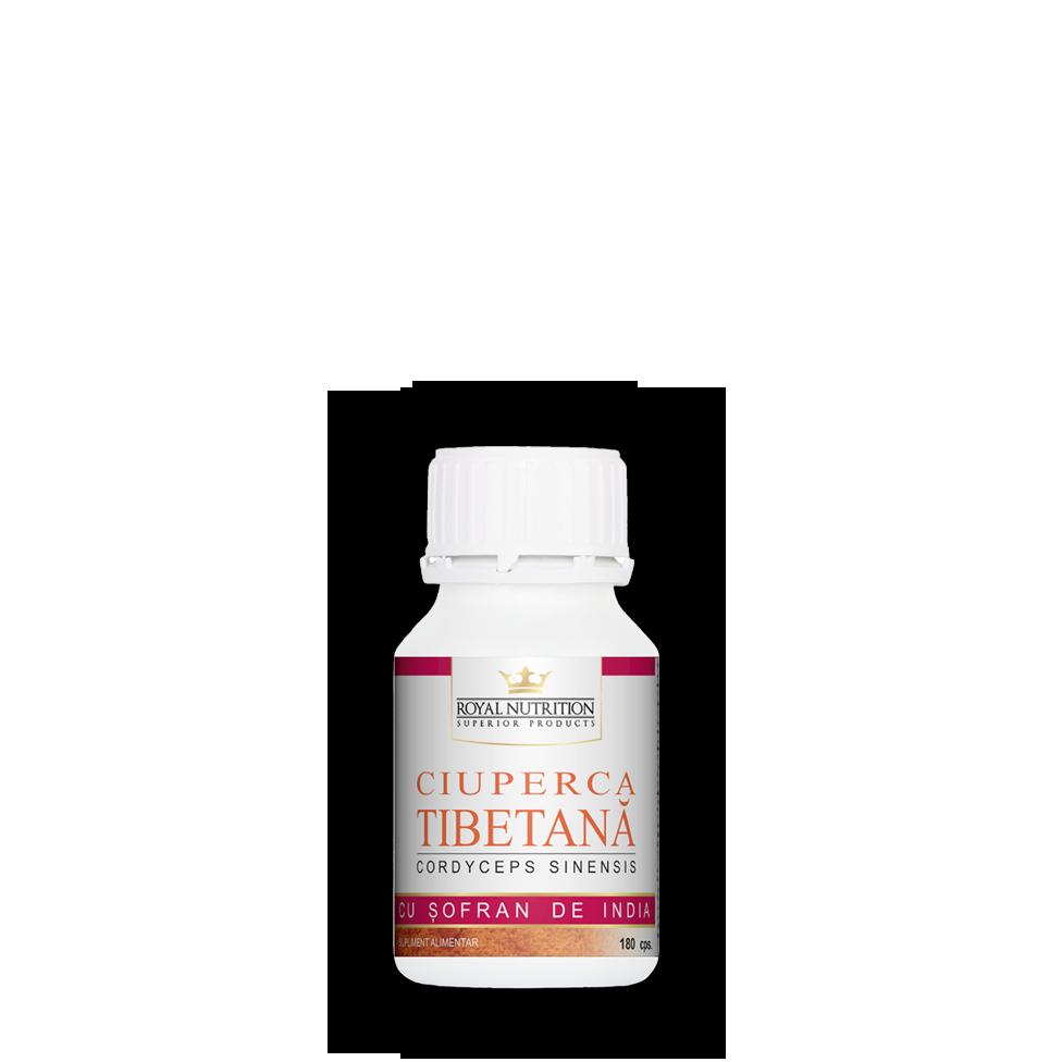 ciuperca tibetana beneficii