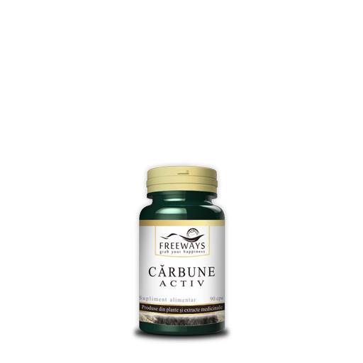 Carbune Activ (90 cps)