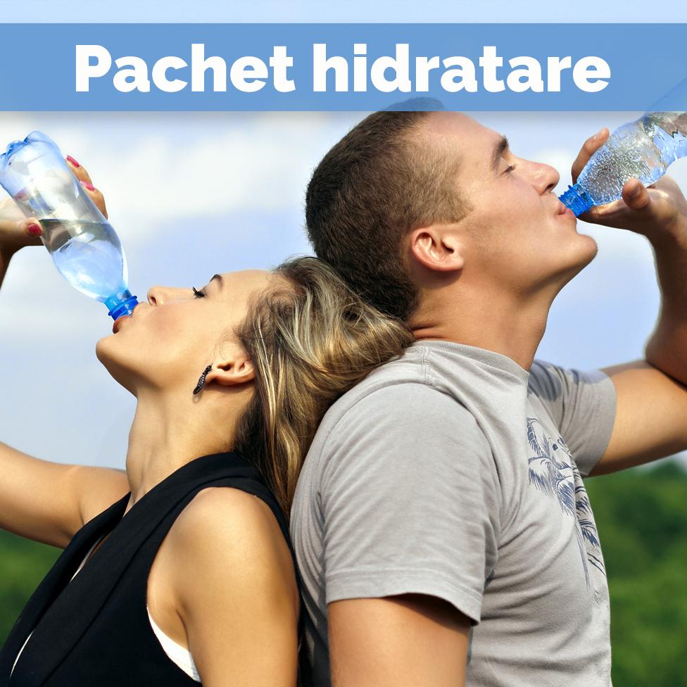 Pachet hidratare (cana albastra)